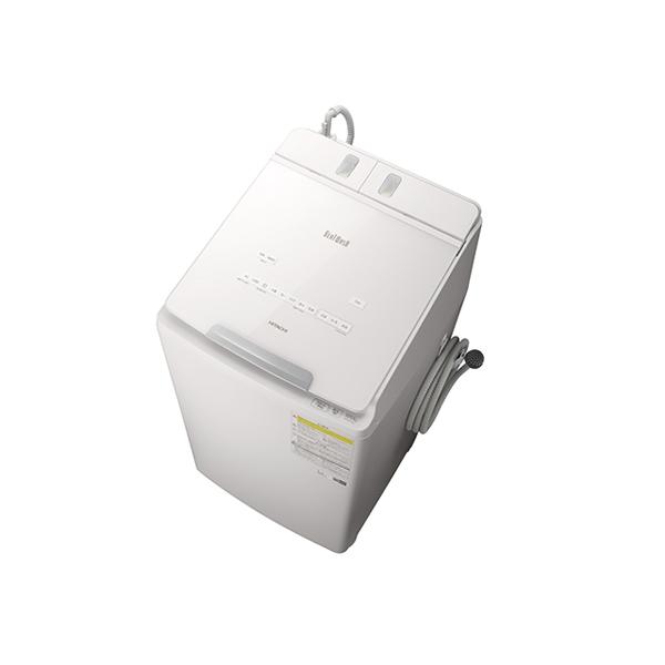 基本設置無料 東京23区近郊限定配送 【アウトレット】 日立 洗濯乾燥機 ビートウォッシュ BW-DX100F-W 10kg ホワイト