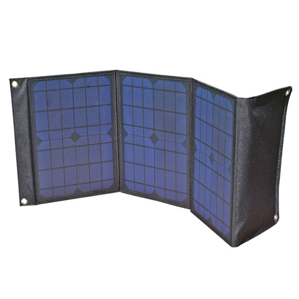【お取寄せ】 クマザキエイム 折り畳みソーラーパネル エネポルタ EP‐30SP