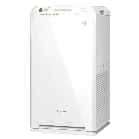 【送料無料】 ダイキン ストリーマ空気清浄機 MC55W-W ホワイト