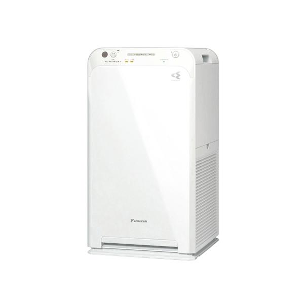 ダイキン ストリーマ空気清浄機 MC55X-W ~25畳用 ホワイト