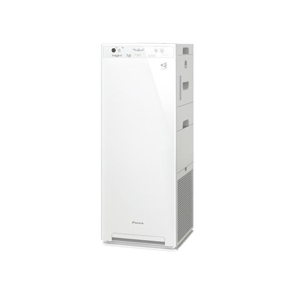 ダイキン 加湿 ストリーマ空気清浄機 MCK40X-W -19畳用 ホワイト
