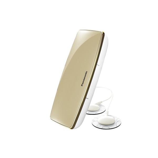 【送料無料】 パナソニック 低周波治療器 ポケットリフレ EW-NA25-N シャンパンゴールド
