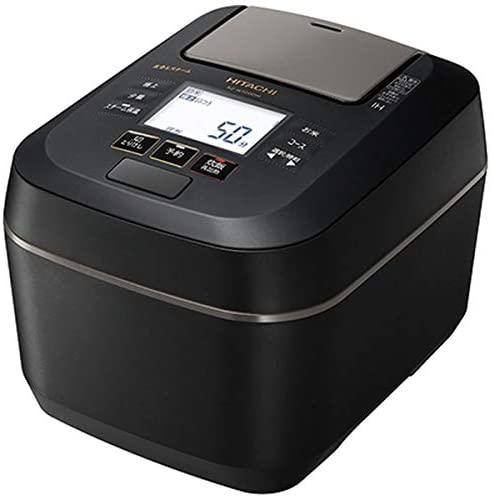 【送料無料】 日立 IHジャー炊飯器 圧力&スチーム ふっくら御膳 RZ-W100DM-K 5.5合炊き フロストブラック