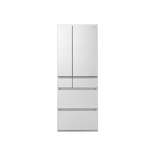 基本設置無料 東京23区近郊限定配送 パナソニック 550L パーシャル搭載 冷蔵庫 NR-F556HPX-W アルベロホワイト