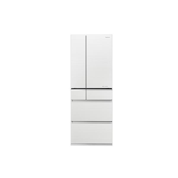 基本設置無料 東京23区近郊限定配送 パナソニック パーシャル搭載 冷蔵庫 NR-F506XPV-W 501L フレンチドア マチュアホワイト
