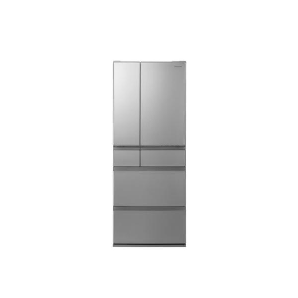 基本設置無料 東京23区近郊限定配送 パナソニック 大容量冷蔵庫 NR-F486MEX-S 483L フレンチドア ステンレスシルバー