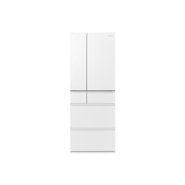基本設置無料 東京23区近郊限定配送 パナソニック 大容量冷蔵庫 NR-F516MEX-W 513L フレンチドア セラミックホワイト