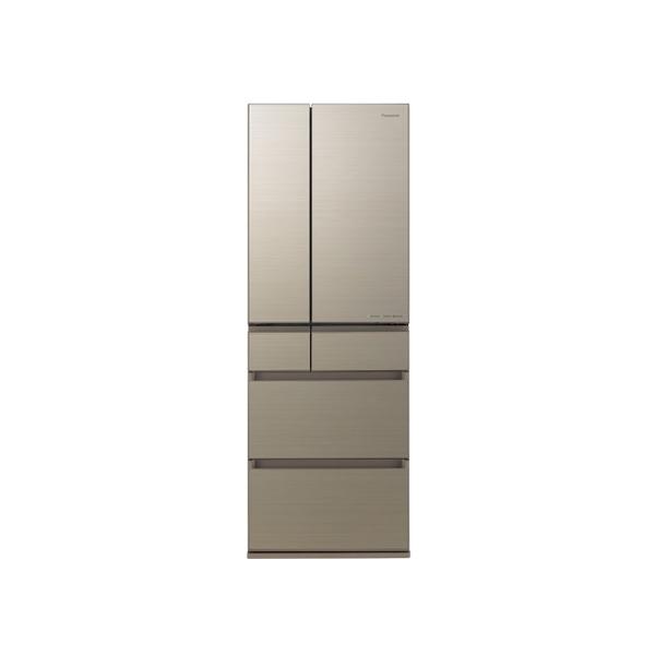 基本設置無料 東京23区近郊限定配送 パナソニック 500L IoT対応 冷蔵庫 NR-F507HPX-N フレンチドア アルベロゴールド