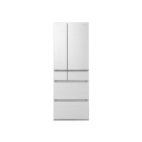基本設置無料 東京23区近郊限定配送 パナソニック 500L IoT対応 冷蔵庫 NR-F507HPX-W フレンチドア アルベロホワイト