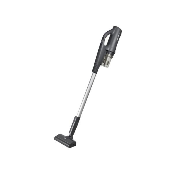 【送料無料】 パナソニック 充電式掃除機 MC-SB31J-H サイクロン式 グレー