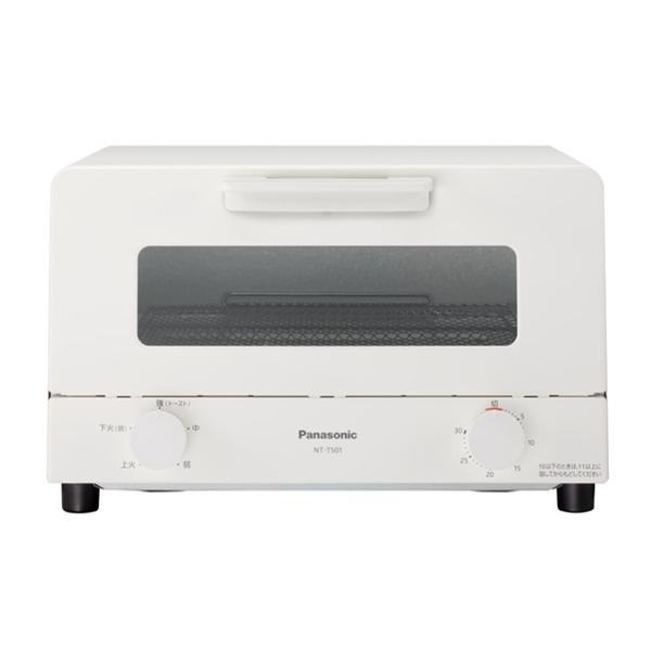 パナソニック オーブントースター NT‐T501‐H グレー