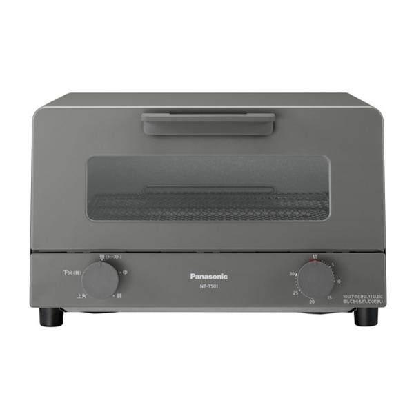 パナソニック オーブントースター NT‐T501‐W ホワイト