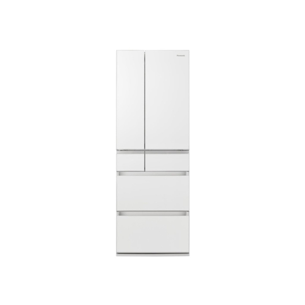 基本設置無料 東京23区近郊限定配送 パナソニック 501L 大容量 冷蔵庫 NR-F507PX-W フレンチドア スノーホワイト