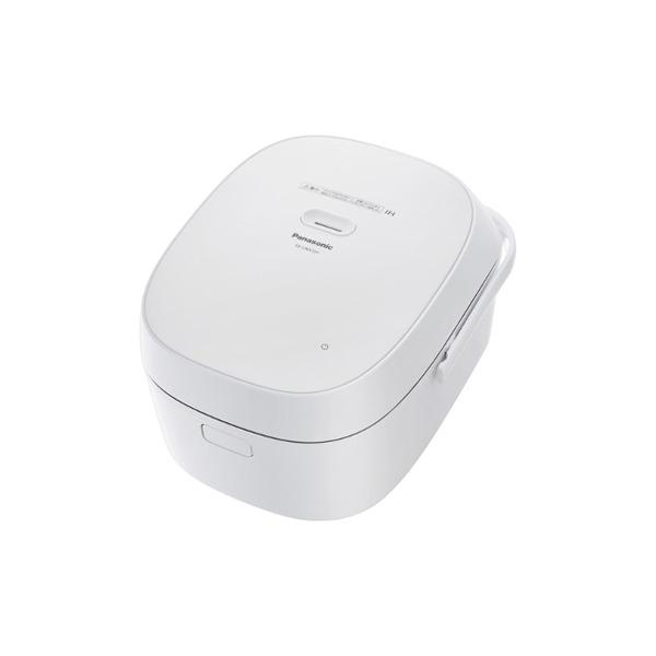 パナソニック SR‐UNX101‐W IoT対応 IHジャー 炊飯器 ライス&クッカー 0.5‐5.5合 ホワイト