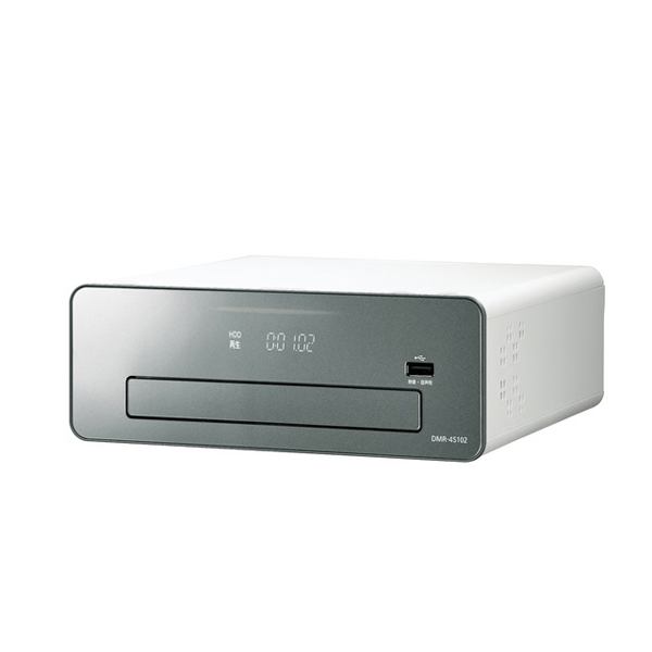 パナソニック DMR‐4S102 4K チューナー 内蔵 ディーガ 1TB