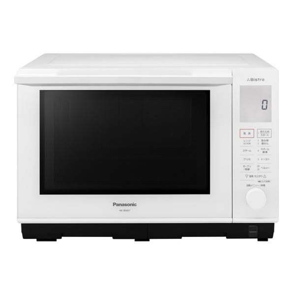 【送料無料】 パナソニック スチームオーブンレンジ NE-BS607-W ビストロ 26L ホワイト