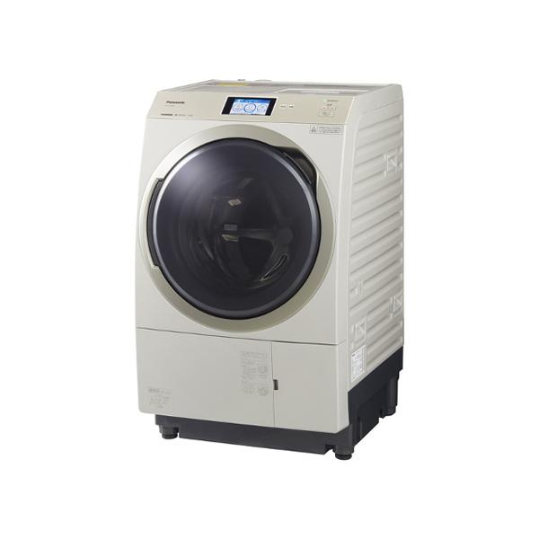 基本設置無料 東京23区近郊限定配送 パナソニック ななめドラム洗濯乾燥機 NA-VX900BL-C 11kg 左開き ストーンベージュ