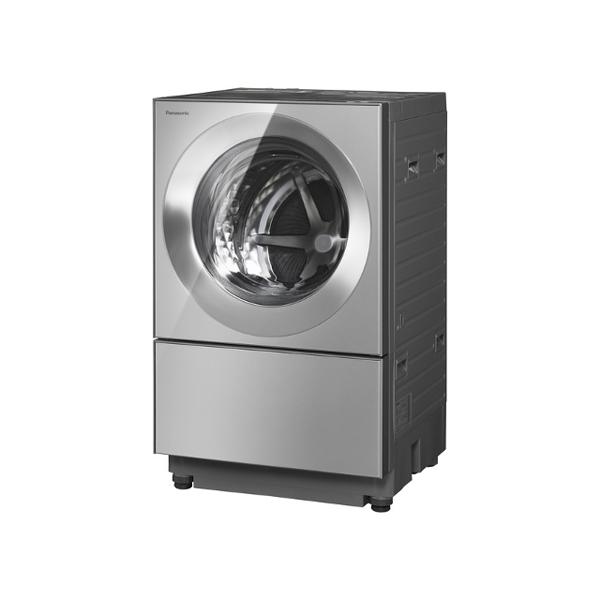 東京 埼玉 千葉 神奈川エリア限定 パナソニック ななめドラム洗濯乾燥機 NA-VG2500L-X 左開き 10kg プレミアムステンレス