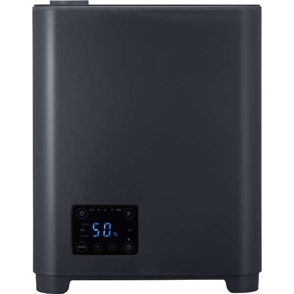 【お取り寄せ】 ドウシシャ KHV‐502(ブラック) カンタン 給水 ハイブリッド式 加湿器 ピエリア 8.5‐14畳