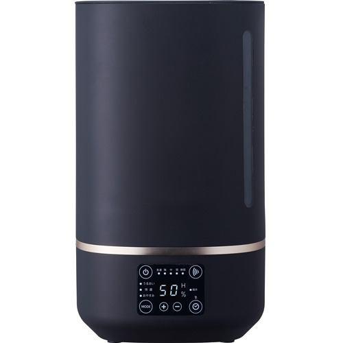 ドウシシャ DKW‐2140(BK) カンタン給水 超音波式 加湿器 mistone400 11‐7畳 ブラック