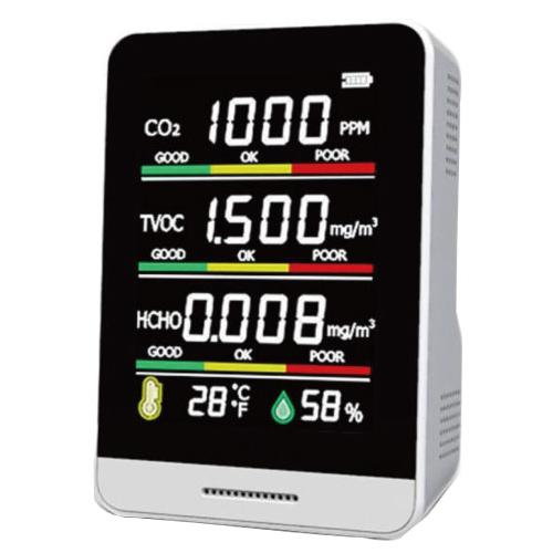 オムニ 多機能型 CO2 濃度測定器 HCOM‐CN001
