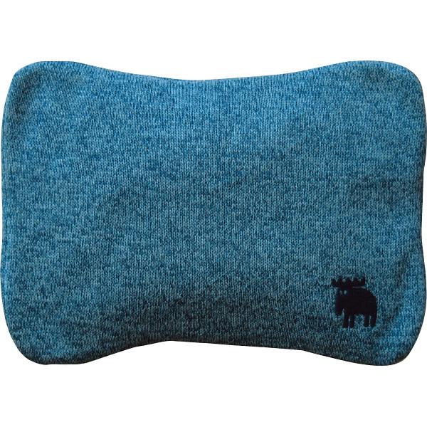 JNET/アンファンス moz 蓄熱式湯たんぽ EF-HW02BL ブルー