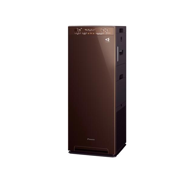 ダイキン MCK55Y‐T 加湿 ストリーマ 空気清浄機 ‐25畳 ブラウン