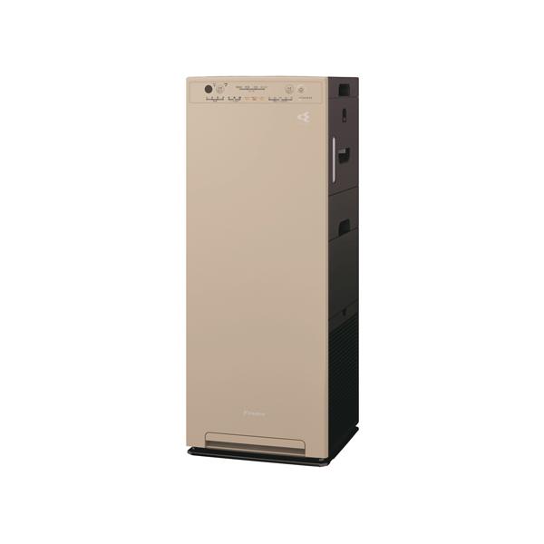 ダイキン MCK55Y‐C 加湿 ストリーマ 空気清浄機 ‐25畳 カームベージュ
