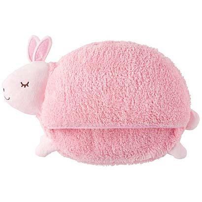 【送料無料】 スリーアップ 畜熱式 フットウォーマー ヌクヌク  EWT-1547-UG ウサギ