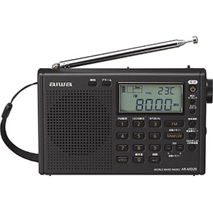 アイワ ワールドバンド ラジオ AR-MD20