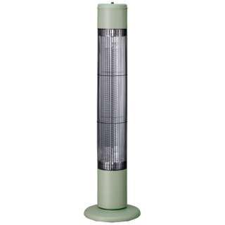 スリーアップ タワーカーボンヒーター NOPPO ノッポ CB-T1831GN レトログリーン