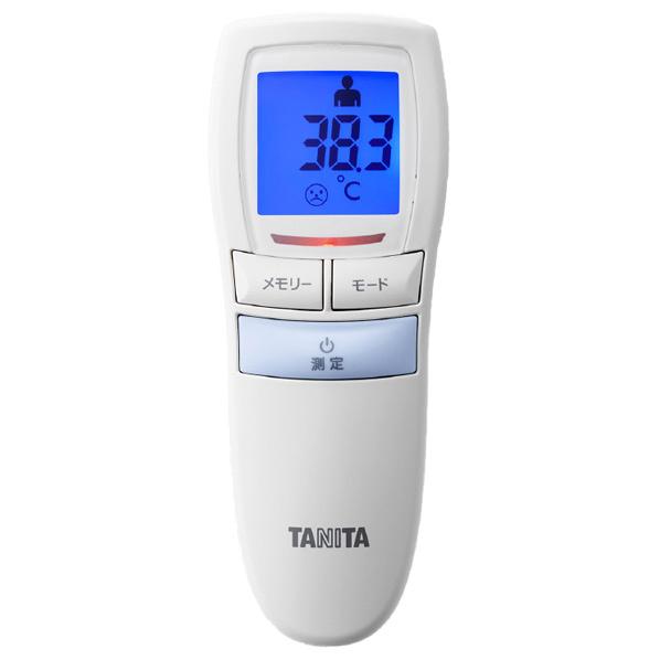 タニタ 非接触 体温計 BT‐544 ブルー