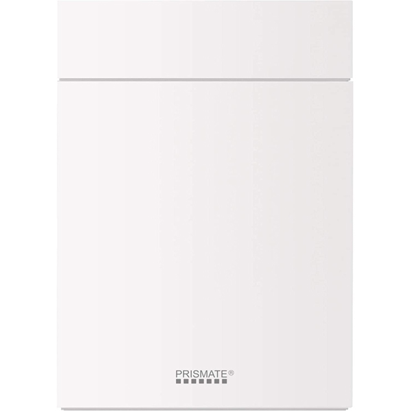 (レターパックプラス・代引き不可) 阪和 充電式ポータブル加湿器 long PR-HF028-WH PRISMATE ホワイト