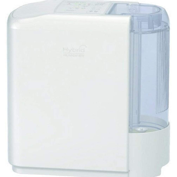 ダイニチ HD‐300F(W) ハイブリッド式 加湿器 温風気化 気化式 8‐5畳まで ホワイト
