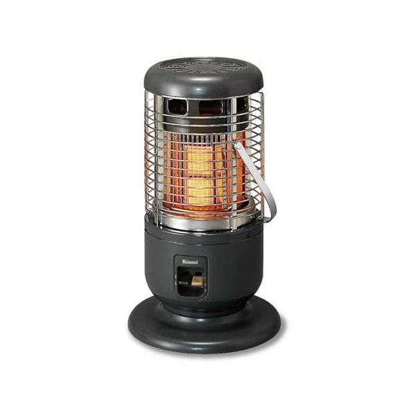 【お取り寄せ】 リンナイ ガス 赤外線 ストーブ R‐1290VMSIII(C) 15‐21畳
