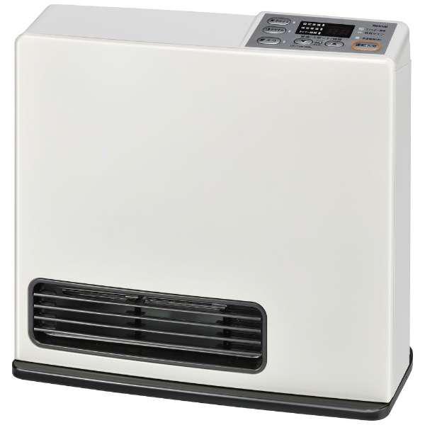リンナイ RC‐N206E ガスファンヒーター スタンダード 7‐9畳まで ホワイト