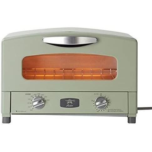 アラジン CAT‐GS13B(G) グラファイト トースター 2枚焼き グリーン 【延長保証対象外】