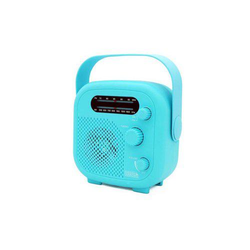 ヤザワ シャワーラジオ ブルー SHR02BL