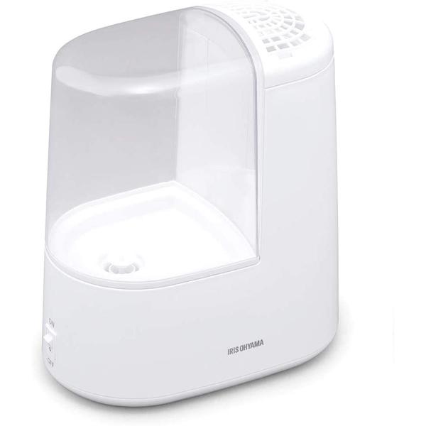 【送料無料】 アイリスオーヤマ 加熱式加湿器 260D SHM-260R1-W 7~4畳用 ホワイト