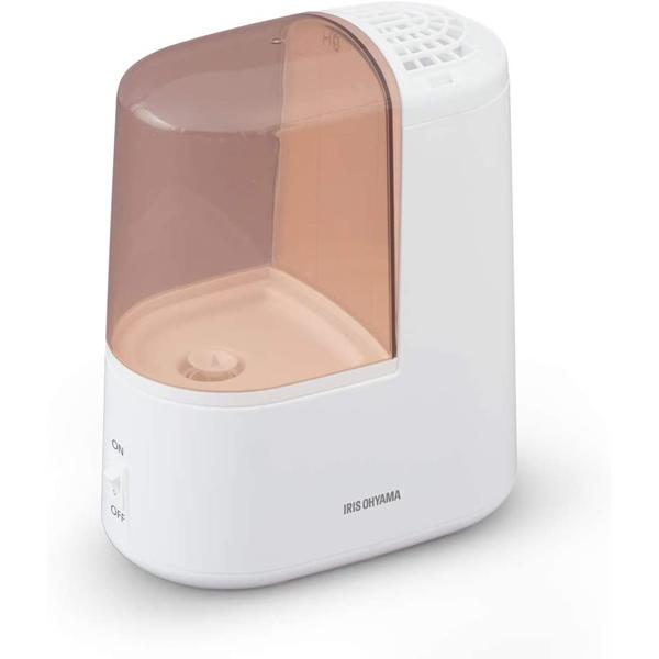 【送料無料】 アイリスオーヤマ 加熱式加湿器 260D SHM-260R1-P 7~4畳用 ピンク