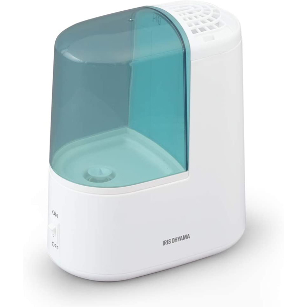 【送料無料】 アイリスオーヤマ 加熱式加湿器 260D SHM-260R1-G 7~4畳用 グリーン