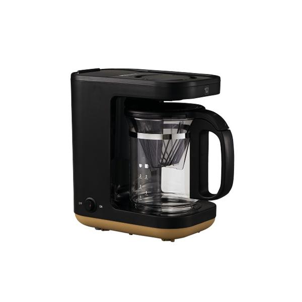 象印マホービン  EC‐XA30(BA) ドリップ式 コーヒーメーカー スタン 420mL ブラック