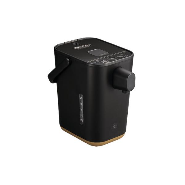 象印マホービン CP‐CA12(BA) マイコン 沸とう 電気ポット スタン 1.2L ブラック