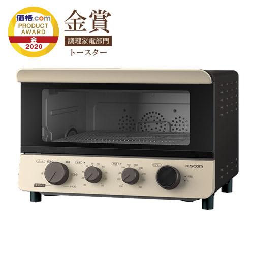 テスコム 低温 コンベクションオーブン TSF601C コンフォートベージュ