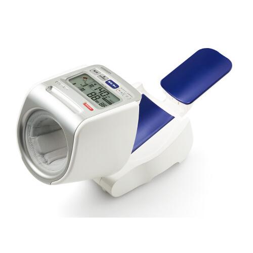 オムロン HEM‐1021 デジタル 自動 血圧計 上腕アームイン式