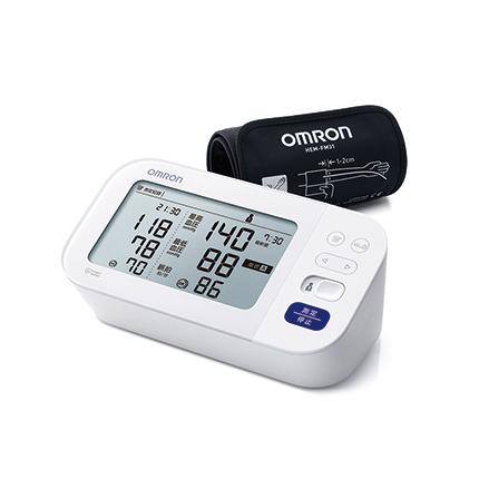 オムロン 上腕式 血圧計 プレミアム19シリーズ HCR‐7402
