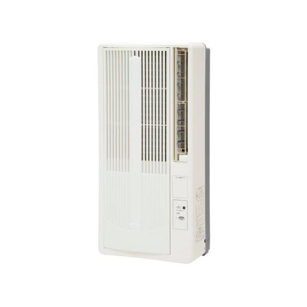 小泉成器 ルームエアコン 冷房除湿専用 KAW-1911/W ホワイト