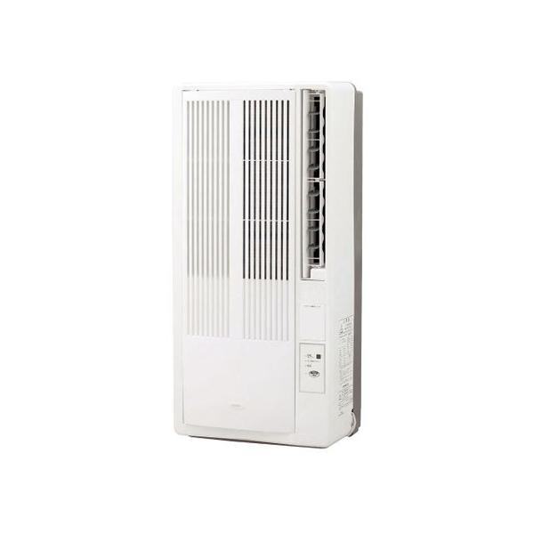小泉成器 ルームエアコン 冷房除湿専用 KAW-1612/W ホワイト