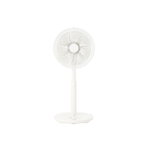 小泉成器 リビング 扇風機 KLF‐3012/W ホワイト