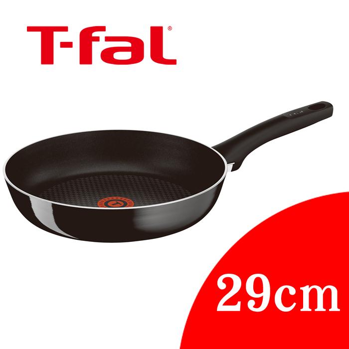 ティファールフライパン29cmハードチタニウム・プラスD51507ガス火OK【T-fald51507】
